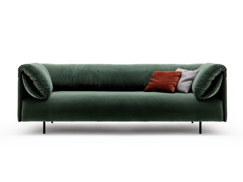 Fabric sofa ALMA | Fabric sofa by Rolf Benz