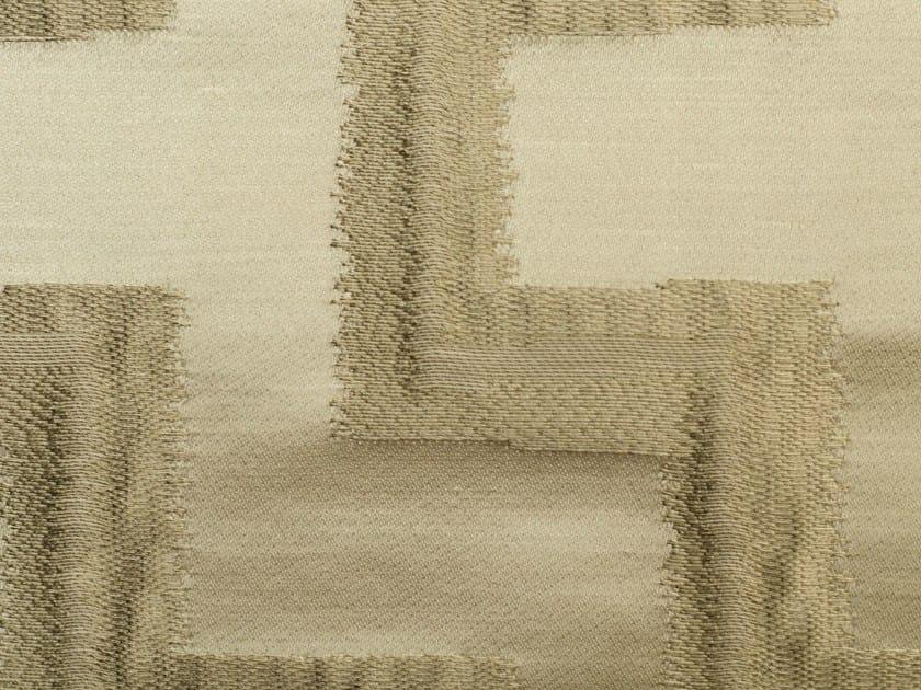 Jacquard fabric ALOHA by Aldeco