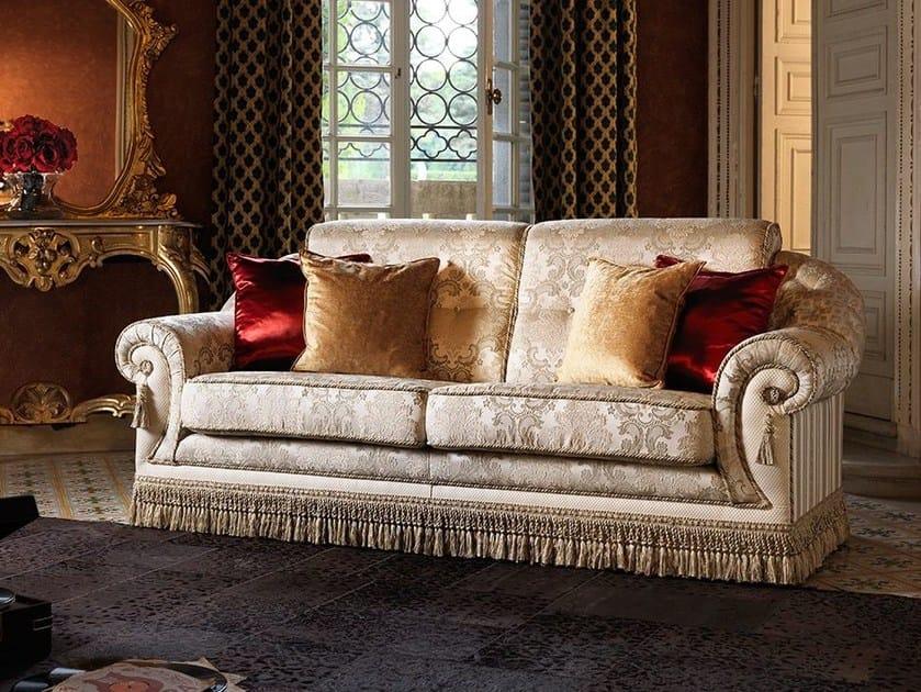 2 seater fabric sofa ALONSO | 2 seater sofa by Domingo Salotti
