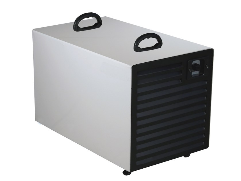 Galvanized plate Dehumidifier ALPHA K44 by Melloncelli