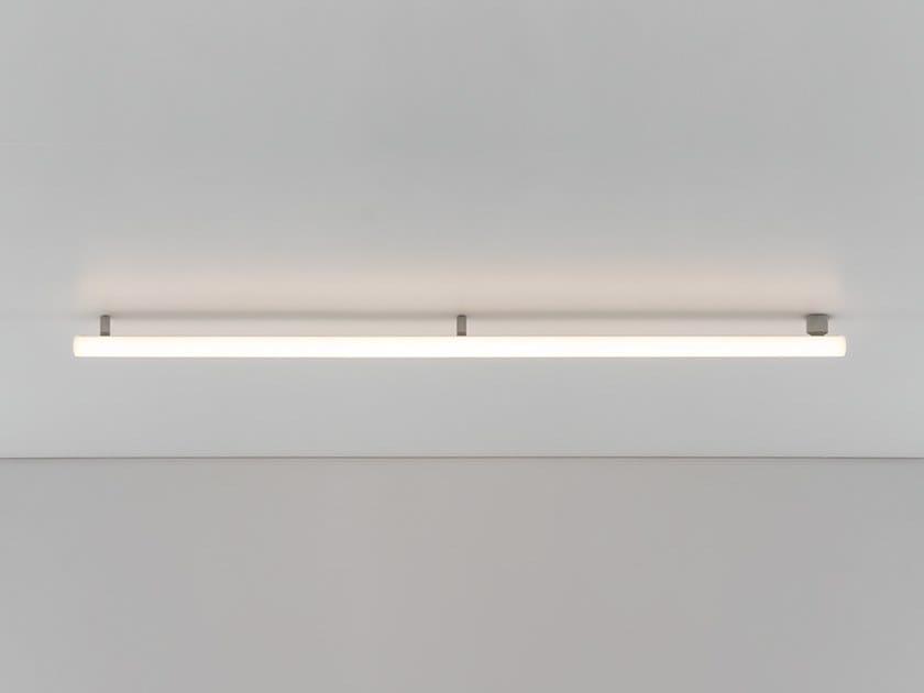 Profilo per illuminazione lineare da semi-incasso in metacrilato ALPHABET OF LIGHT LINEAR | Profilo per illuminazione lineare da semi-incasso by Artemide