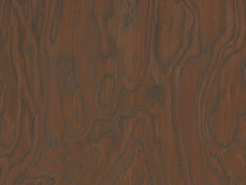 Wooden wall tiles ALPI SOTTSASS BROWN by ALPI
