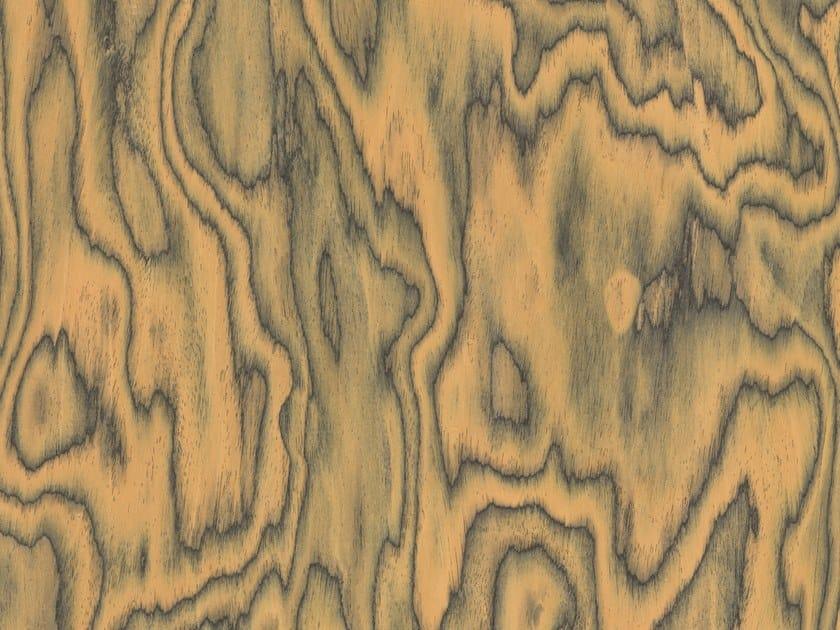Wooden wall tiles ALPI SOTTSASS ORANGE by ALPI