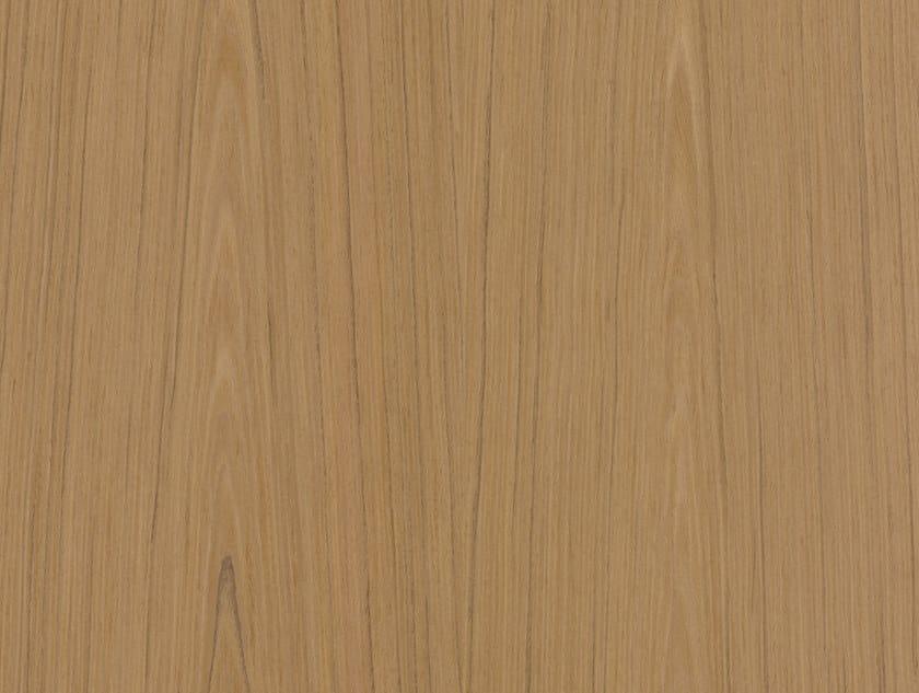 Wooden wall tiles ALPI TEAK 2-FLAMED by ALPI