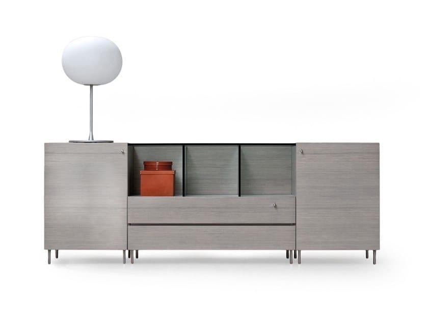 Estel Mobili Per Ufficio.Altagamma Madia Collezione Altagamma By Estel Group Design Dario Covi
