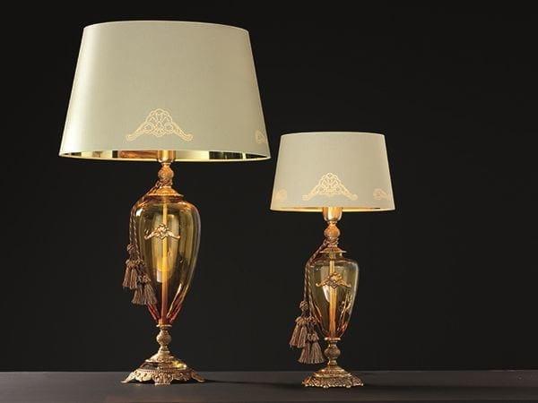Table lamp ALTEA LP1 LG1 by Euroluce Lampadari