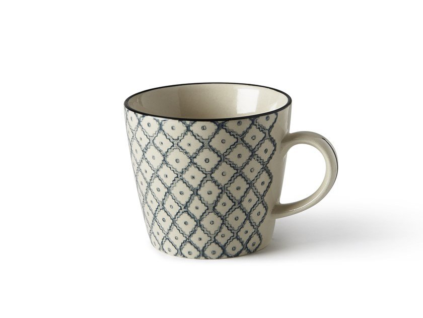 Porcelain stoneware cup ALTHEA PIZZO | Cup by Fill