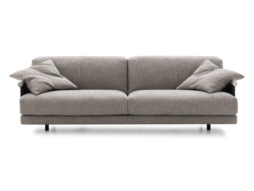 2 seater fabric sofa ALTHON HIGH by Ditre Italia