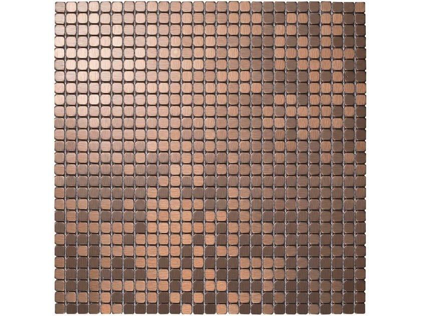 Aluminium mosaic ALUBOND by BOXER