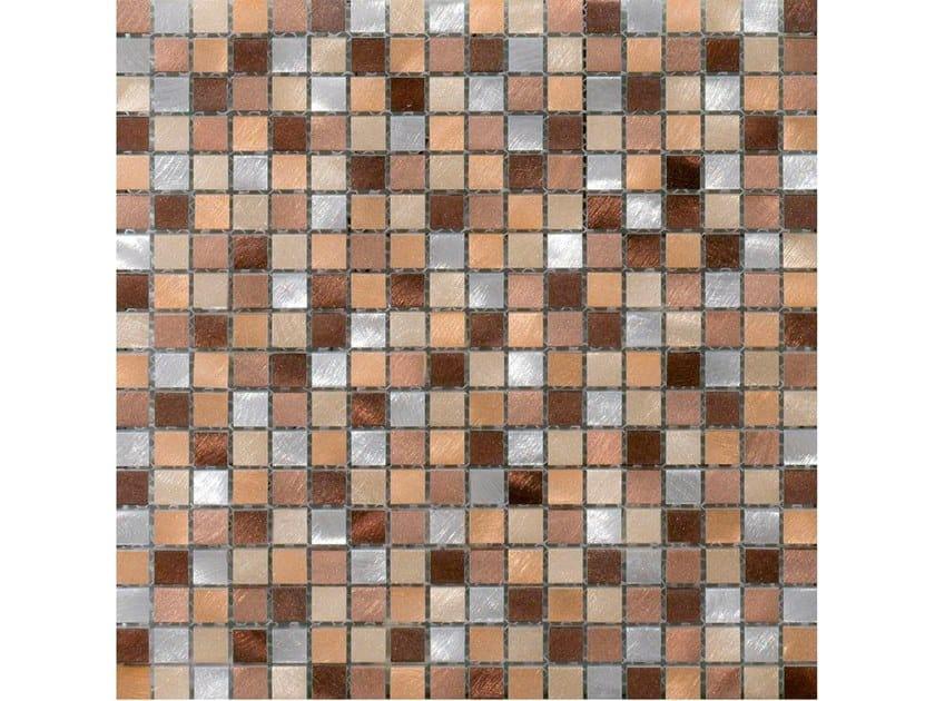 Aluminium mosaic ALUBRUSH/1,5 by BOXER
