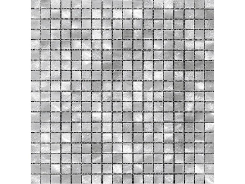 Aluminium mosaic ALUBRUSH by BOXER