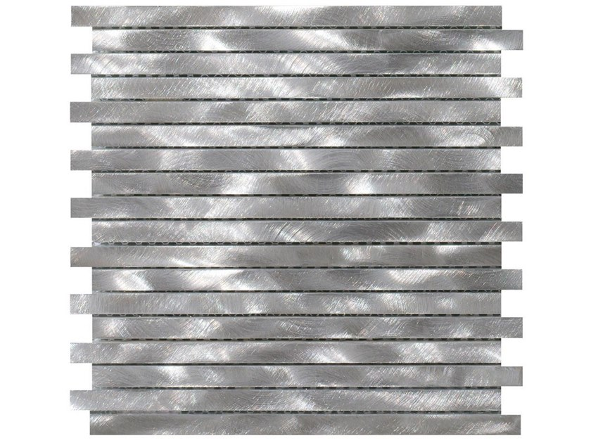 Aluminium mosaic ALUBRUSH MATITA by BOXER
