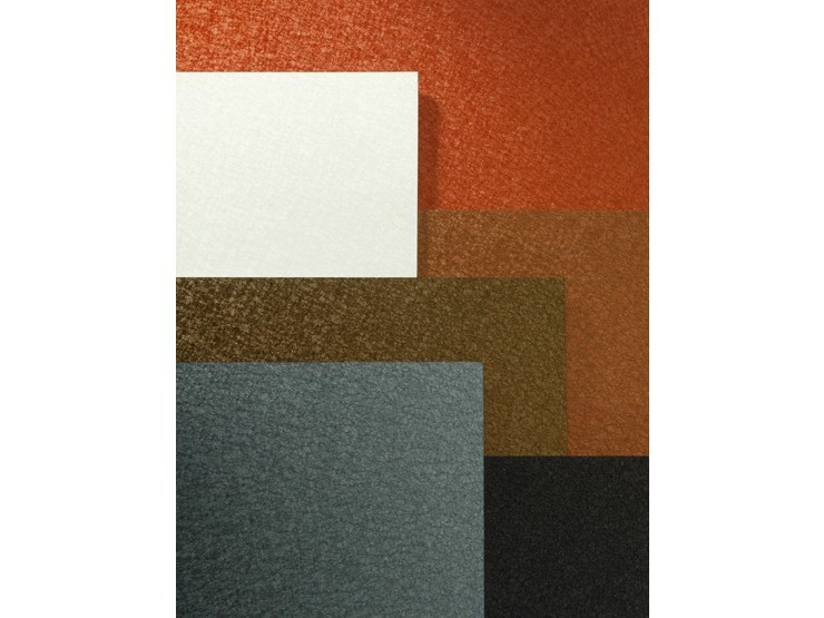 Composite material facade panel ALUCOBOND® TERRA by 3A Composites