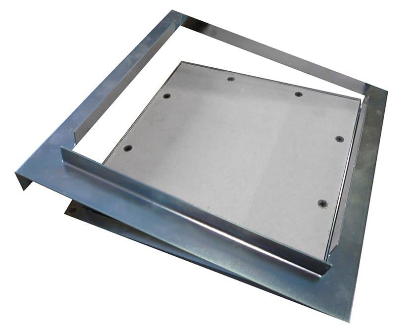 Aluminium inspection chamber Aluminium inspection chamber by Biemme