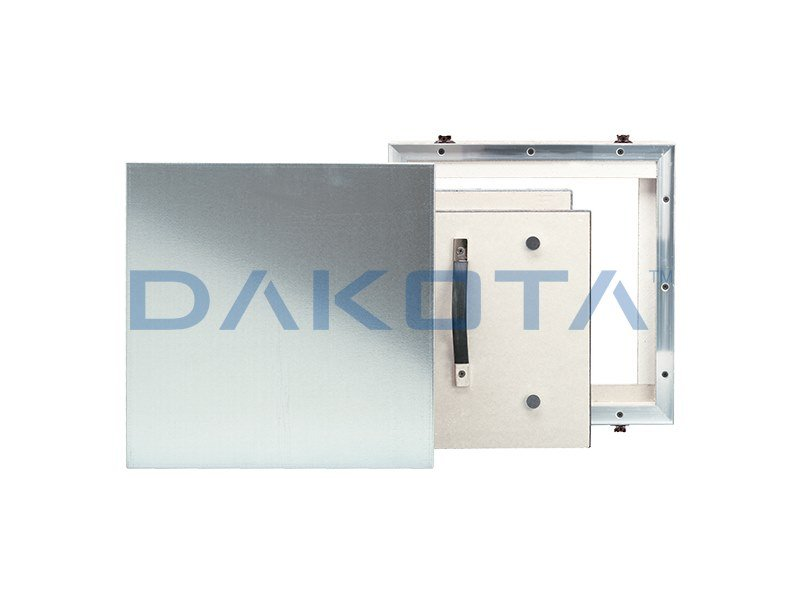 Fireproof inspection chamber for partition walls ALURAPID F30/EI30, F120/EI120 by Dakota