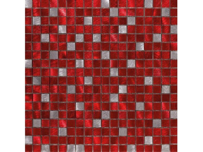 Aluminium mosaic ALUSHADE/1,5 by BOXER