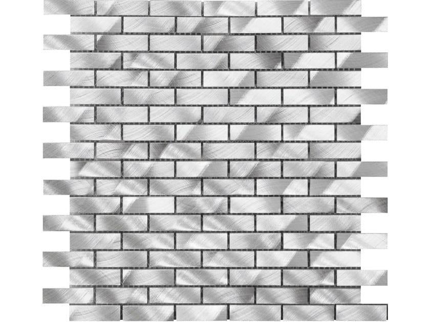 Aluminium mosaic ALUSHADE MURETTO by BOXER