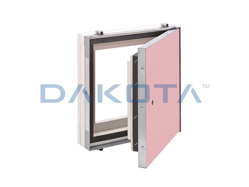 Fireproof inspection chamber for partition walls ALUSPEED F120/EI120 by Dakota