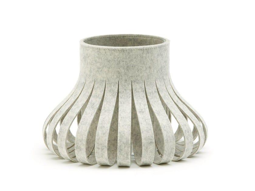 Felt vase ALVA by HEY-SIGN