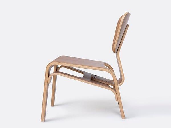 Sedia in stile moderno ALVAR by Aliticon