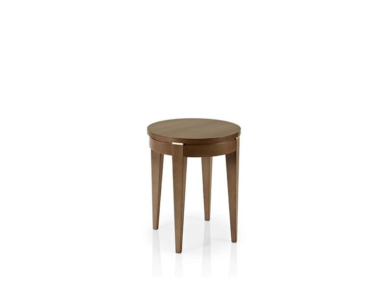 Round coffee table ALVITO | Round coffee table by JMS