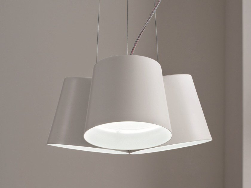 lucente lighting. LED Aluminium Pendant Lamp AMAK | By Lucente Lighting