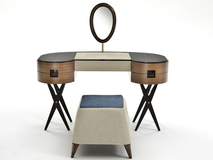 Wooden dressing table PATCHOULI by Rozzoni