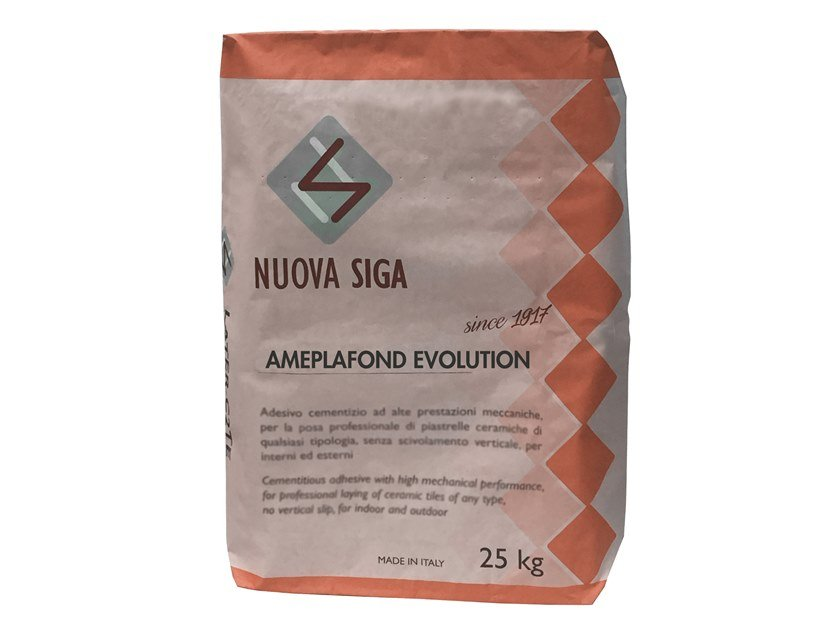 Smoothing compound AMEPLAFOND EVOLUTION by Nuova Siga