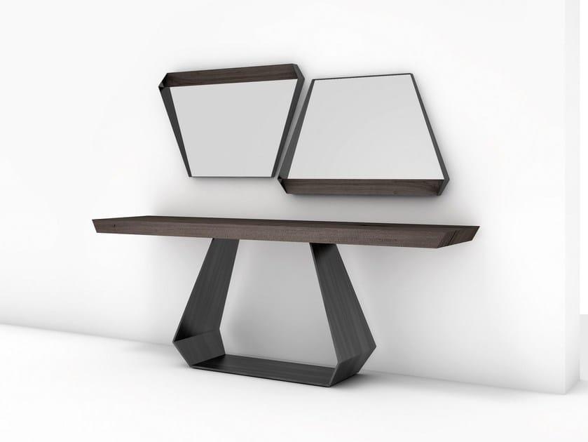 Amond Console Table Amond Collection By Bonaldo Design Gino Carollo