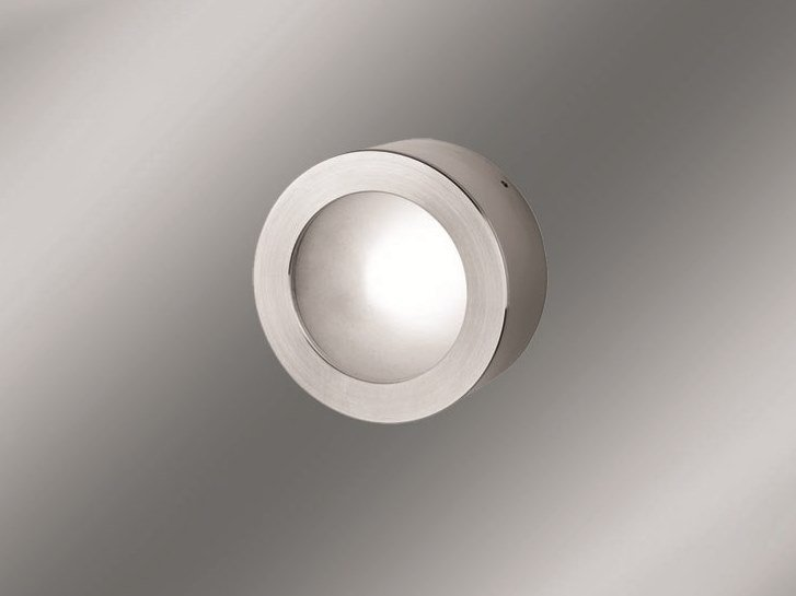 Lampada da parete per esterno / lampada da soffitto per esterno in acciaio inox AMPAS by BEL-LIGHTING
