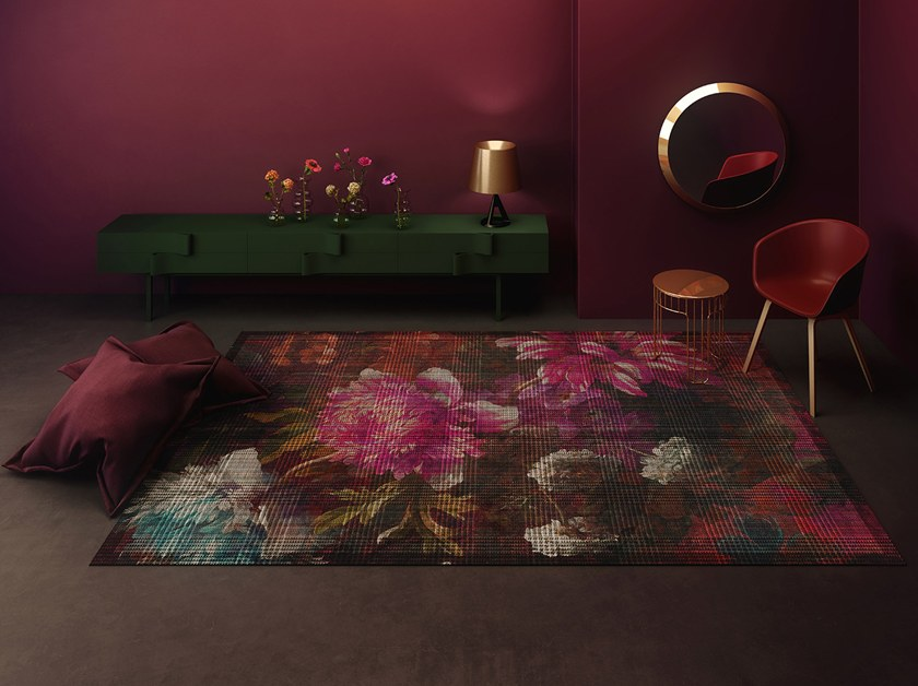 Rectangular rug AMSTERDAM | Rectangular rug by OBJECT CARPET