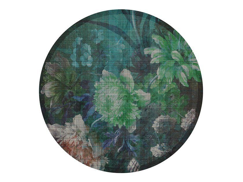 Round rug AMSTERDAM | Round rug by OBJECT CARPET