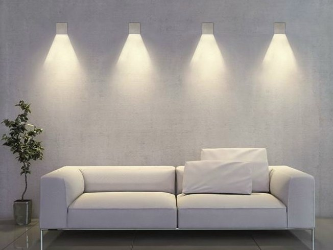Aluminium Wall Lamp ANA K by BEL-LIGHTING