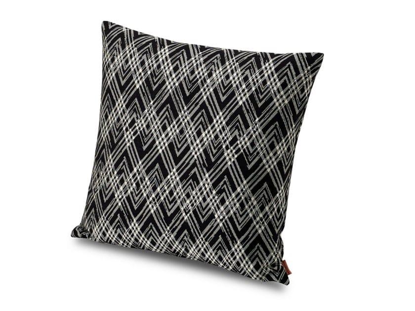 Cuscino in tessuto jacquard tinto filo double ANCHORAGE by MissoniHome
