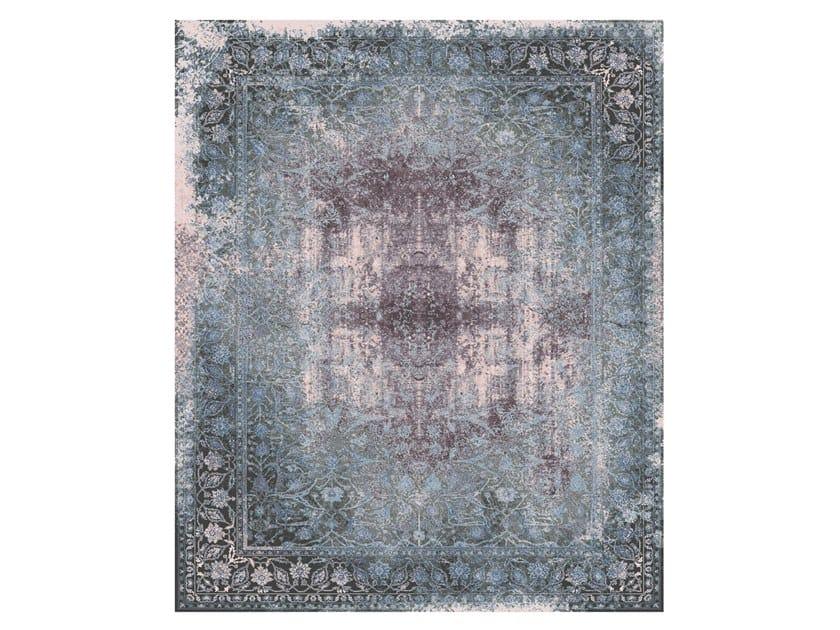 Handmade custom rug ANCIENT 3 by Thibault Van Renne