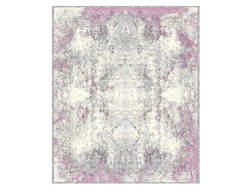 Handmade custom rug ANCIENT 5 by Thibault Van Renne