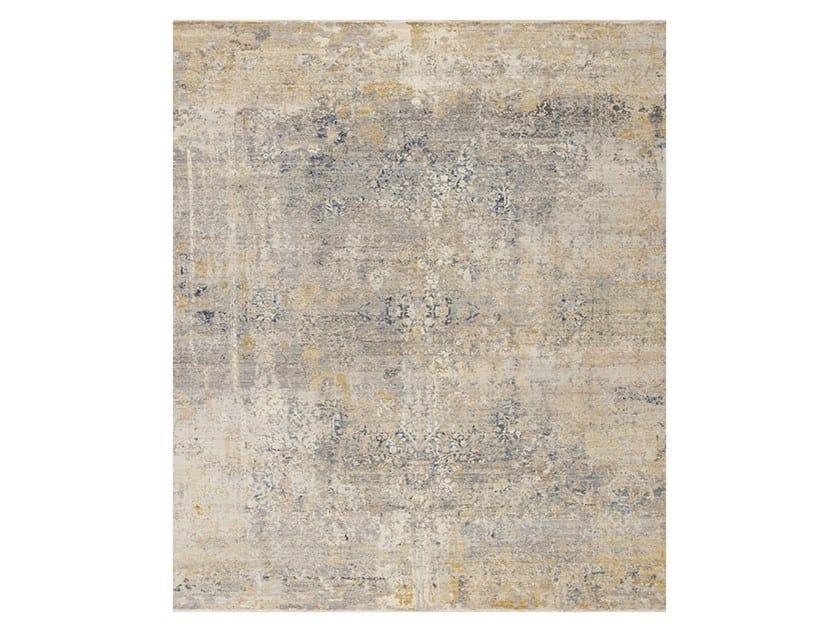 Tappeto fatto a mano su misura ANCIENT 6C-2 by Thibault Van Renne