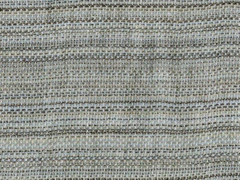 Striped linen fabric ANCILLA by KOHRO