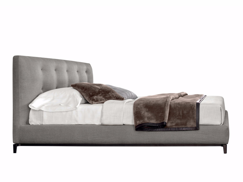 Bed ANDERSEN BED QUILT by Minotti
