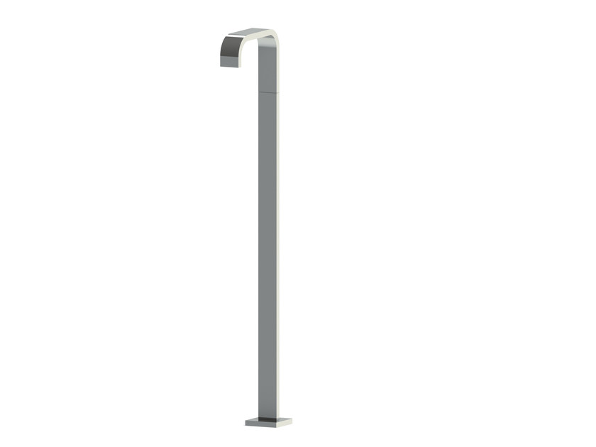 Floor standing bathtub spout ANDREW | Bathtub spout by rvb