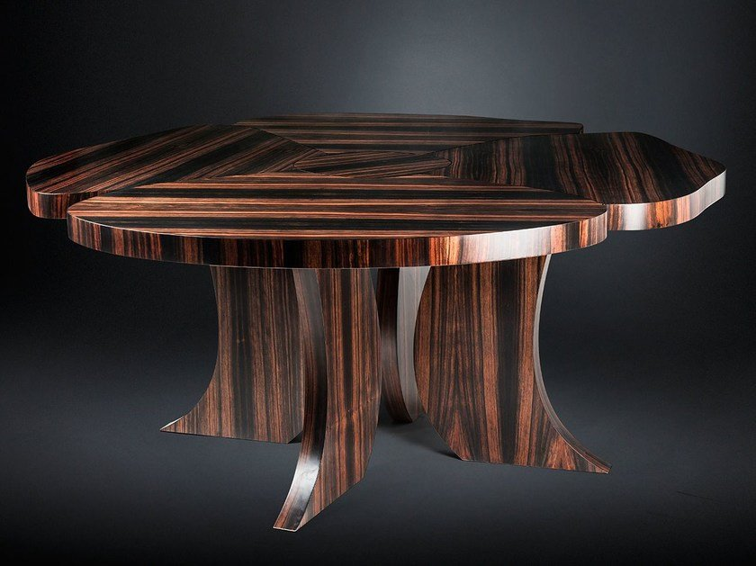 Ebony living room table ANDY | Ebony table by VGnewtrend