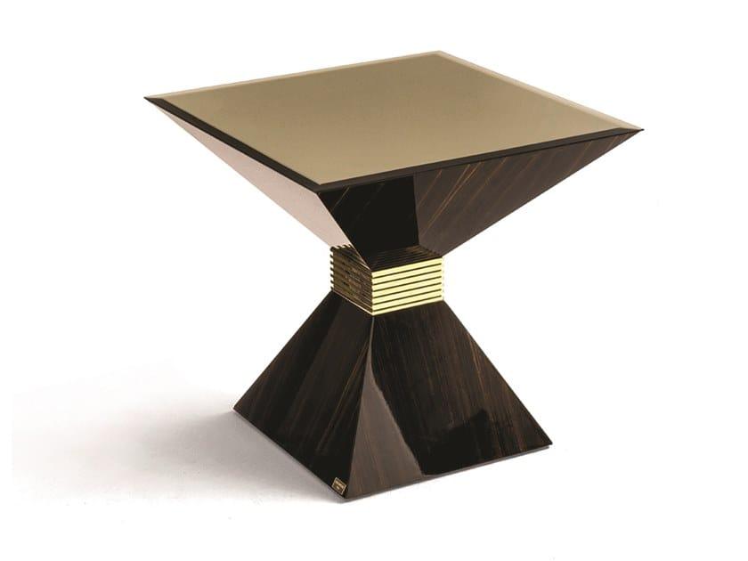 Tavolino quadrato da salotto ANDY | Tavolino quadrato by Longhi