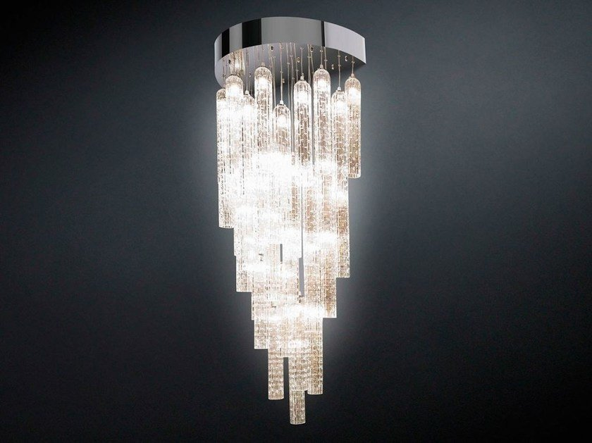LED Murano glass wall light ANDY | Wall light by VGnewtrend