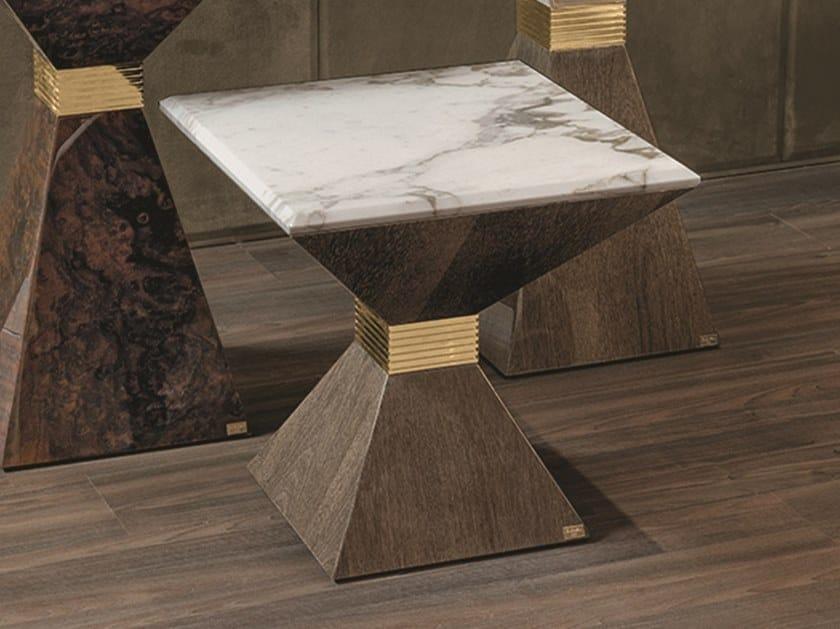 Tavolo Consolle Longhi.Tavolino In Legno Da Salotto Andy Tavolino In Legno Longhi