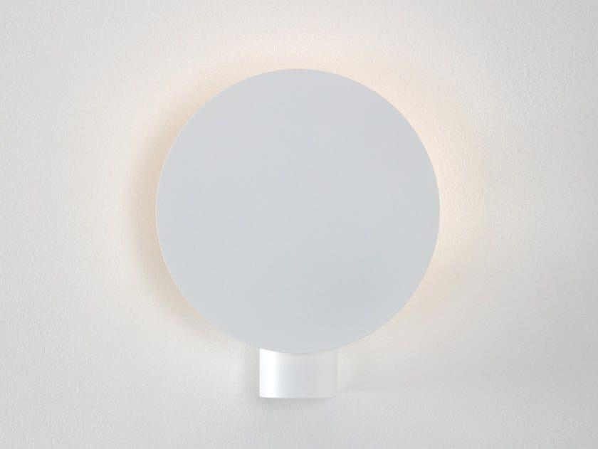 Indirect light aluminium wall light ANGEL | Indirect light wall light by STIP