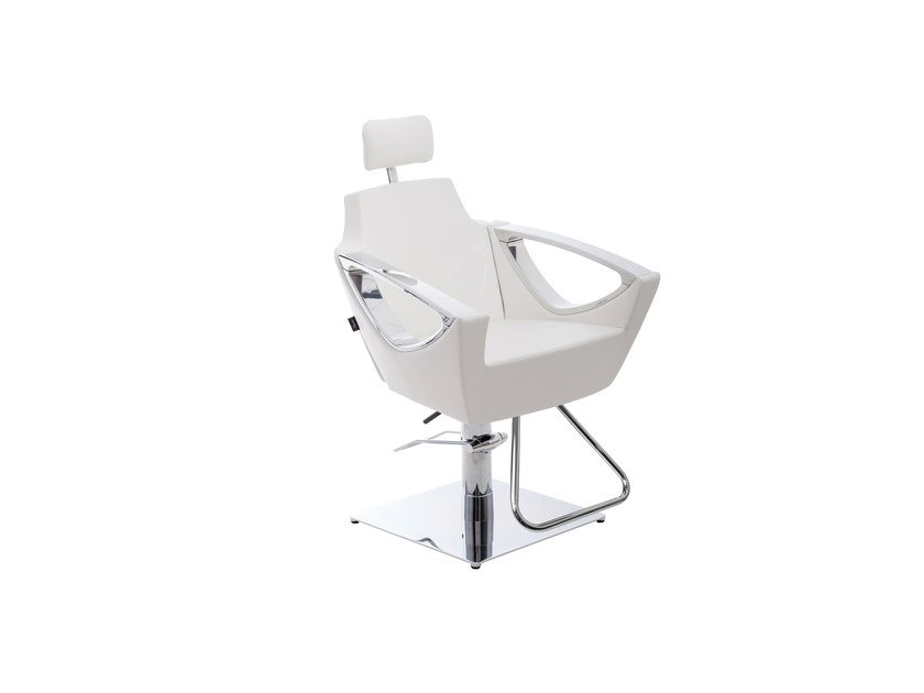 Hairdresser chair ANGELINA REC by Maletti