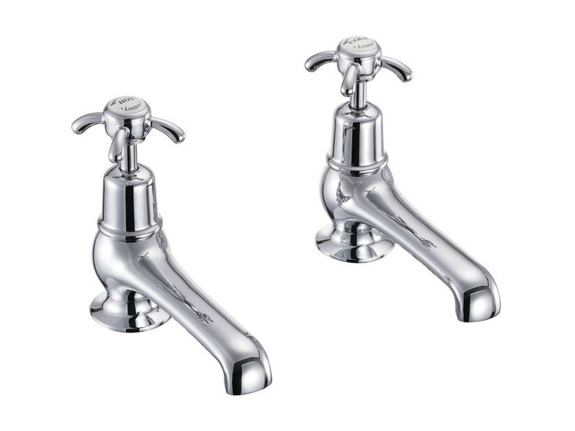 2 hole chromed brass bathtub tap ANGLESEY | Bathtub tap by Polo