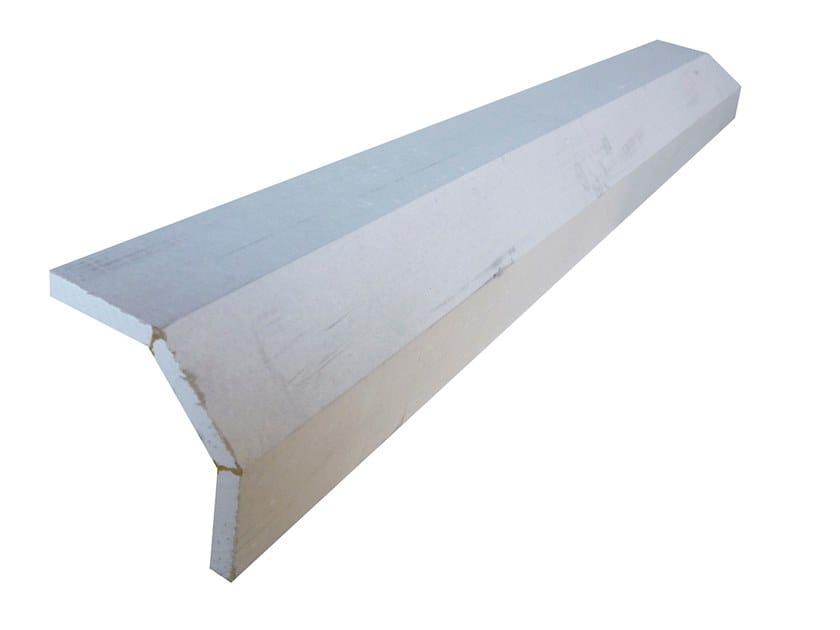 Plasterboard cornice ANGOLO 90° R-SF by Biemme