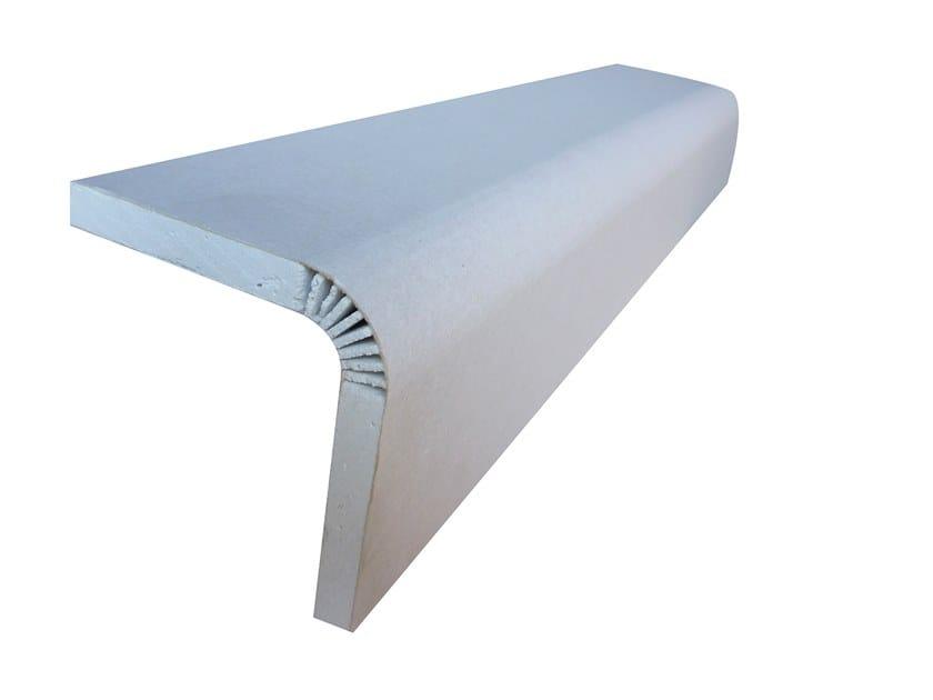 Plasterboard cornice ANGOLO 90° R-ST by Biemme