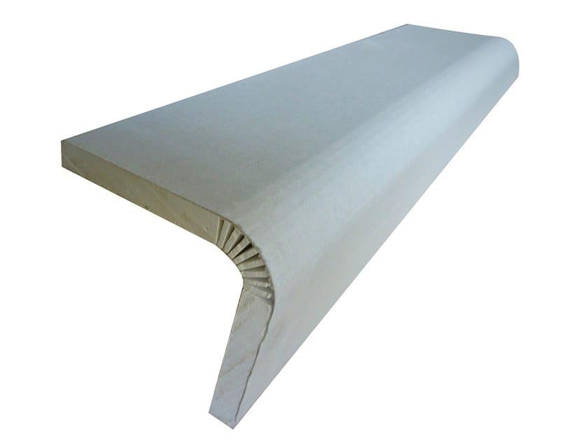 Plasterboard cornice ANGOLO S 90° | Plasterboard cornice by Biemme